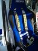 写真:キャリイの4点式シートベルト固定方法