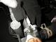 写真:ハイゼットトラック用 「大容量アルミ2層ラジエター」 試作品完成~♪