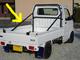 写真:軽トラのロールバーはボディー剛性アップにどの程度寄与しているのか?