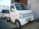 写真:一見ノーマル仕様の「スクラムトラック ボルトオンターボ車」来社