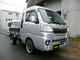 写真:ハイゼットトラック(S500P/S510P) フロントスタビライザー取付作業