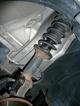 写真:Kトラワールドシリーズに向けてミニキャブバンに車高調装着!
