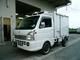 写真:キャリイ(DA16T)保冷車にレカロLX-Fを取り付け♪