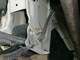 写真:軽トラのボディー補強は効くんです!