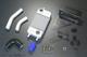 写真:ハイゼット(S5**P)ボルトオンターボキット用インタークーラーキット発売開始です!